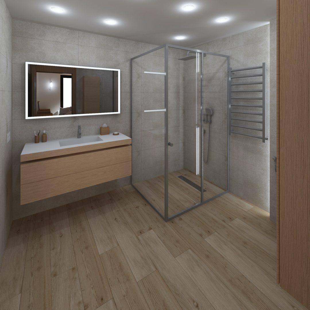 diseño reforma del baño