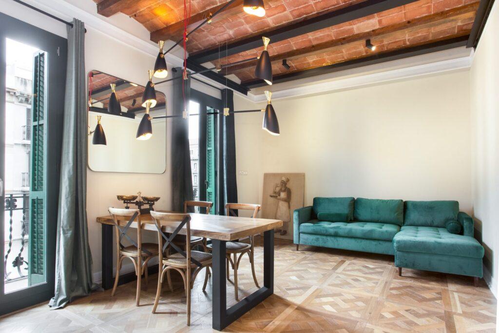 Reforma Integral piso Aribau