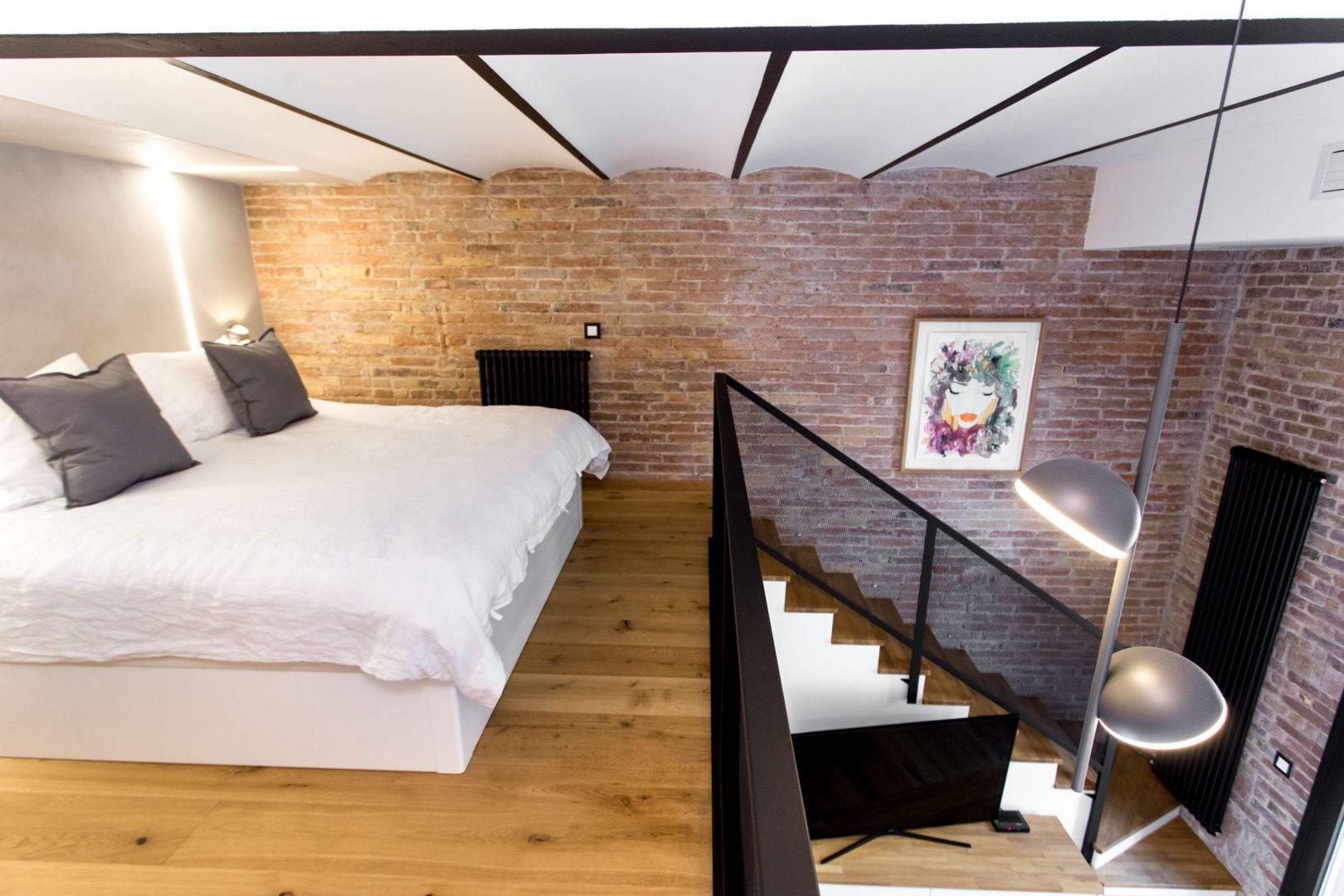 Cómo distribuir correctamente tu dormitorio al reformarlo