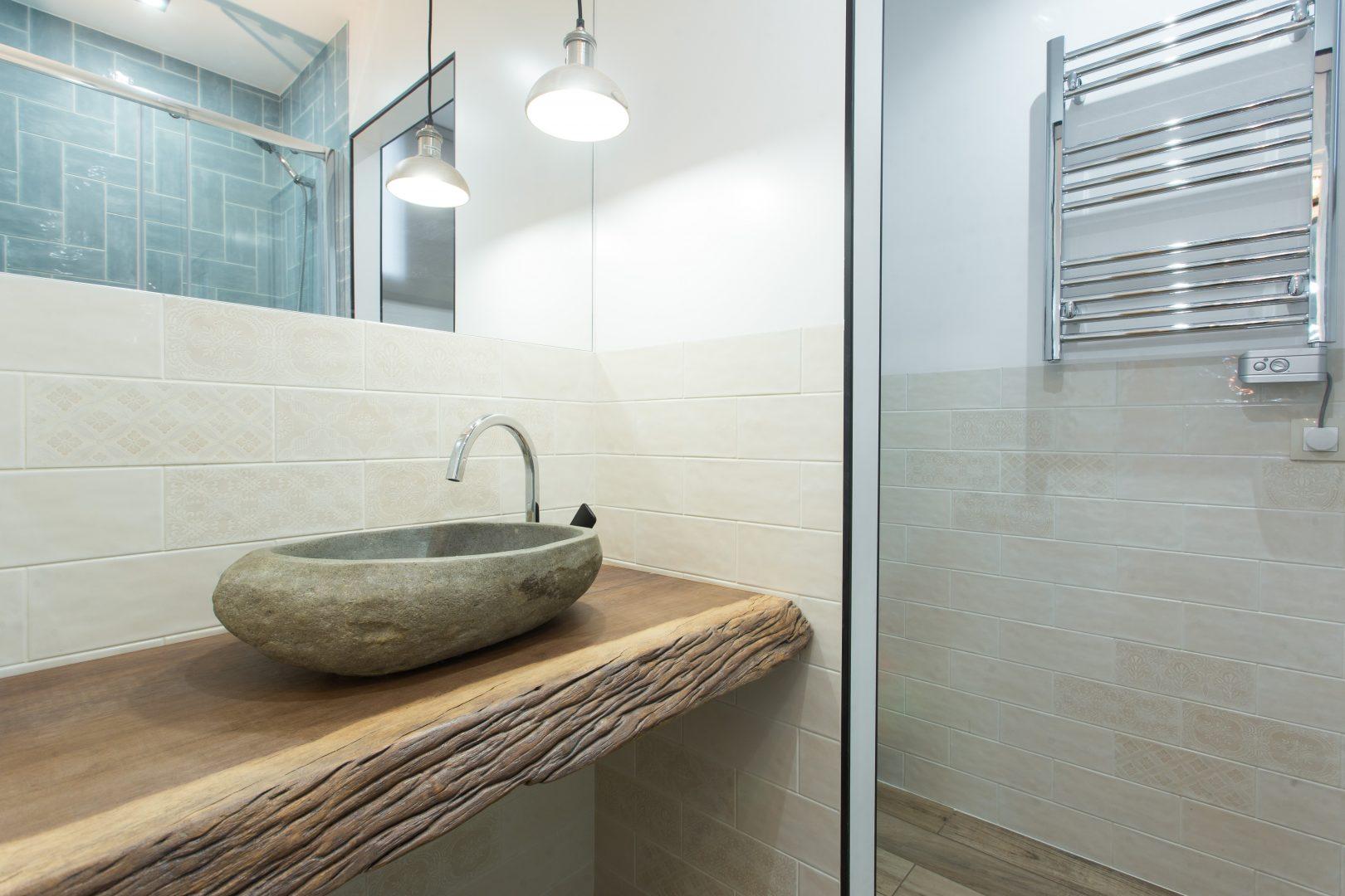 baño reformado en Barcelona