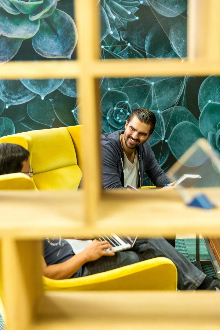 Tendencias del interiorismo de oficinas en Barcelona