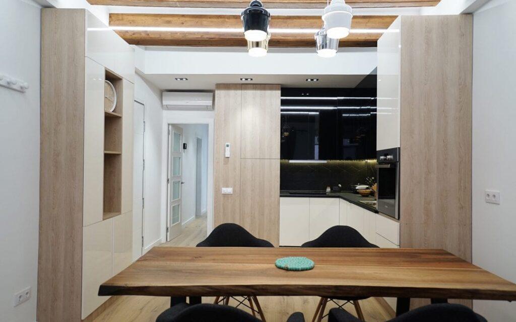 5 reformas para hacer en pisos pequeños