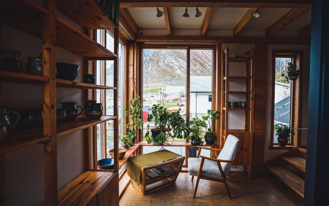 Don't forget to set aside a chill out space when you renovate your house