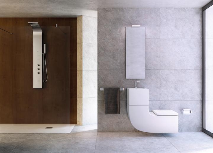 roca sustaninable bathroom