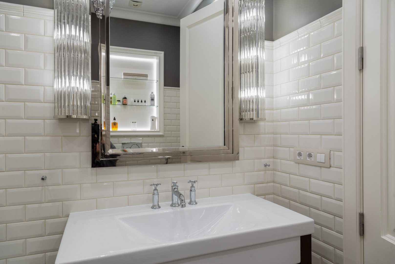 reforma integral baño - Gran Via