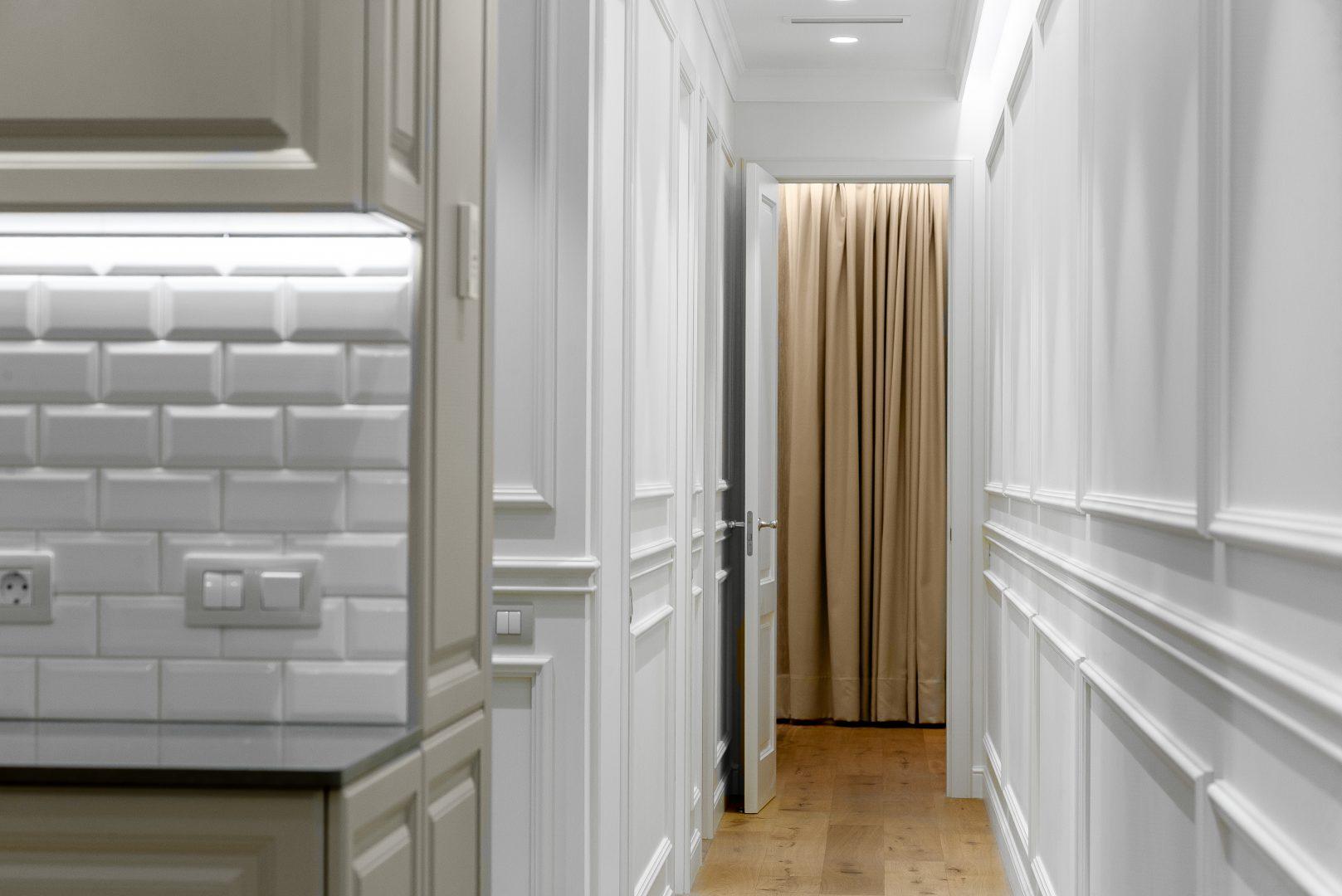8 Ideas de cómo aprovechar y decorar el pasillo de tu casa