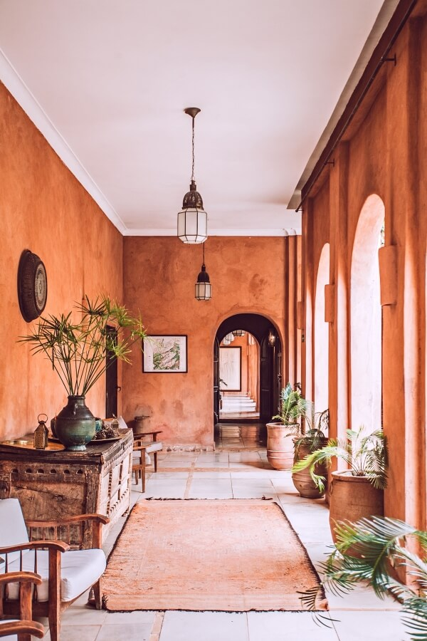 Which colors to have in mind for the design of your entry hall