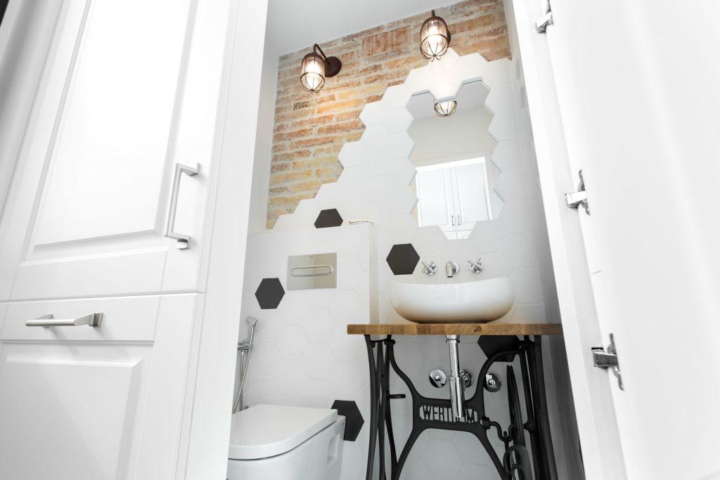baño idea reforma piso