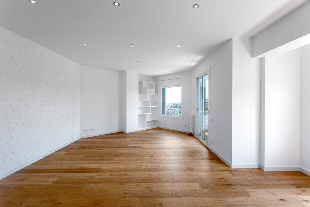home renovation livingroom
