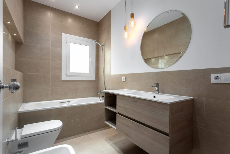 bathroom remodelling materials